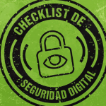 Checklist de seguridad digital ✅