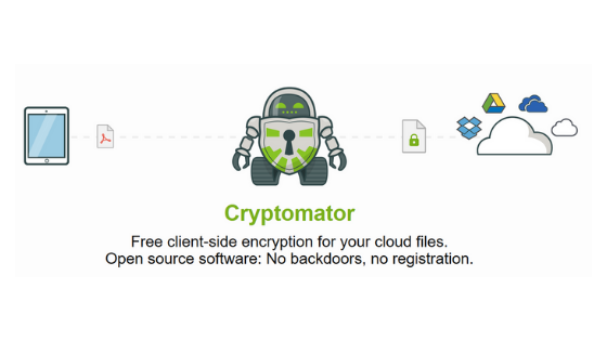 Guía Cryptomator