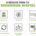 6 hábitos básicos para tu seguridad digital