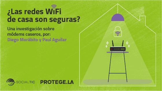 redes de wifi seguras