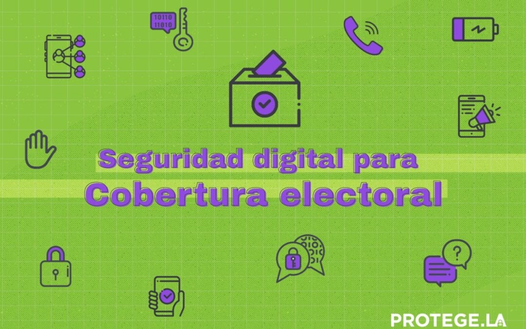Seguridad digital para cobertura: Kit de recursos
